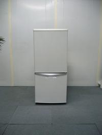 2ドア冷蔵庫140クラス