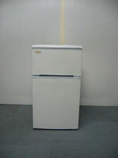 2ドア冷蔵庫~110ミニ